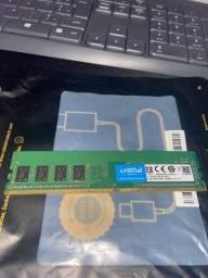 DDR4 4Gb 2400 Crucial