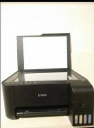 Título do anúncio: Multifuncional Epson L3150 taque de tinta Ecotank WIreless com jato de tinta