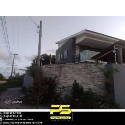 Casa com 4 dormitórios à venda, 300 m² por R$ 750.000 - Portal do Sol - João Pessoa/PB