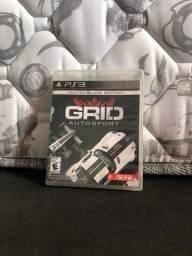 GRID  autosport jogo de carro Ps3
