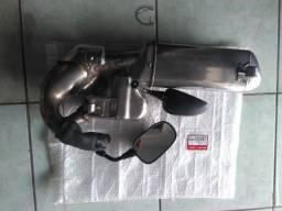 Retrovisor e catalisador Hornet 600