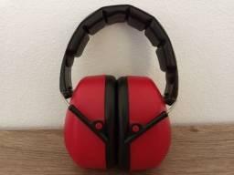 Título do anúncio: Protetor auditivo 3M Abafador Muffler 21db CA 14235 conservado