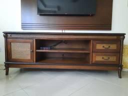 Racks para TV madeira maciça