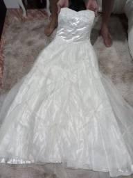 Vestido de noiva ou de 15 anos