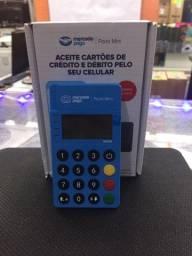 Maquininha De Cartão MercadoPago Com NFC