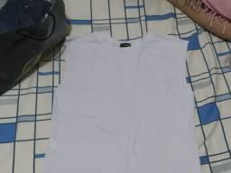 Blusa Branca Tamanho M