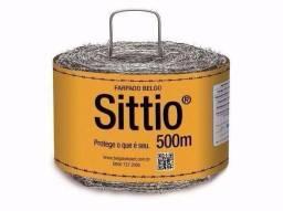 Arame farpado Sittio® 500 m