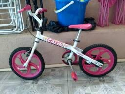 2 Bike cross aro 16. R$150,00 cada. 6 meses de uso excelente estado
