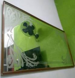 Lindo espelho lapidado 249 reais!!