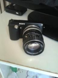 Câmera Sony barbada! !