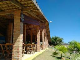 Restaurante na Praia da Lagoinha - Ceará