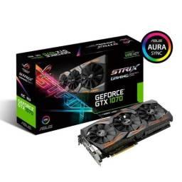 Placa de vídeo Asus Geforce GTX 1070 Strix ROH 8GB