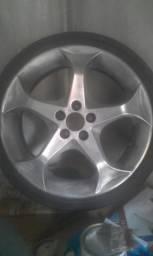 Aro 17 pneus gastos