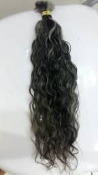 Vendo cabelo cacheado natural 190.00