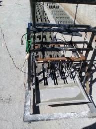Maquina para bloco