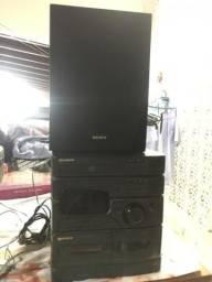 Tv 14 Polegadas, Microsystem, Caixa Sony