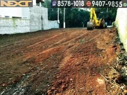 Next Terraplanagem - Escavações, Limpeza De terrenos, Remoção Entulho, Saibro