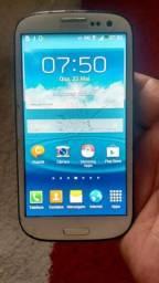 Sansung Galaxy S 3 GT I 9300 150,00 leia o anuncio
