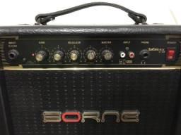 Amplificador Borne Vorax 630 (com distorção)