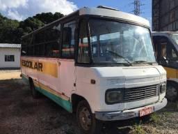 Micro onibus 608 motor novo - 1984