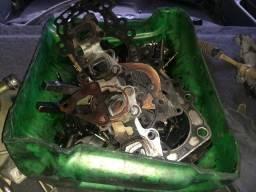 Vendo peças do motor da frontier Sel e Pathfinder