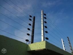 Cercas Elétrica e Cerca Concertina