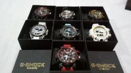 Relógios Cassio G-SHOCK R$ 80 a vista ou R$ 100 - 3x no cartão