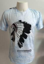 Camiseta John John Azul