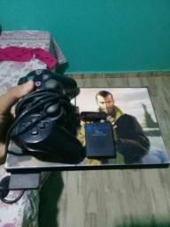 Playstation 2 Novinho 6 meses de uso