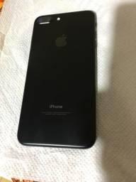 Iphone 7 plus 128 gb icloud livre