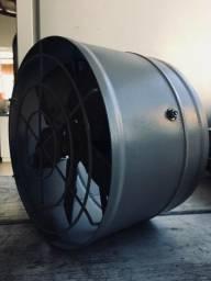 Exaustor (exaustão/ventilação) 30cm