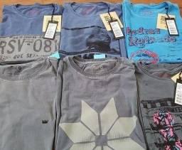 Camisetas em Atacado - JJ/CK/RSV/OSK