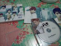 CD kpop Infinite Last Romeo Japan version