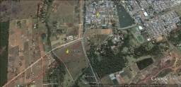 Terreno na entrada de brazlandia