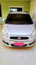 Fiat Idea attractive 1.4 flex - 2012