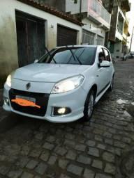 Renault Sandero Privilége 1.6 16V Automático! - 2012