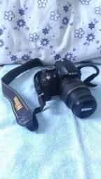Câmera Nikon D-3100 aniversário,festas,eventos,casamento