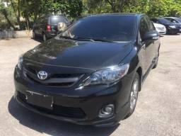 Toyota Corolla xrs 2014 2.0 flex automatico top com gnv 5 geraçao muito novo preço real