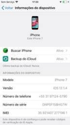 IPhone 7 256 sem digital