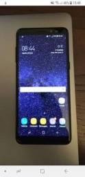 Galaxy A8 64gb preto ( com 5 meses de garantia da Samsung)