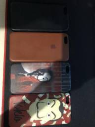 4 capas iPhone 6/6s Plus