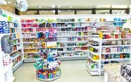 Farmácia e Drogaria - Rua Halfeld
