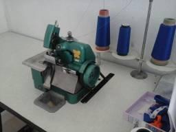 Maquina overlock semi industrial