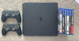PS4 kit completo