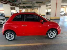 Fiat 500 cult 1.4 dual - 2015