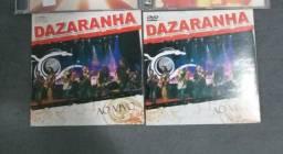 CD e DVD do Dazaranha