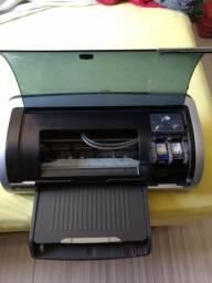 Baratinho impressoras HP, uma a jato de tinta e outra multifuncional