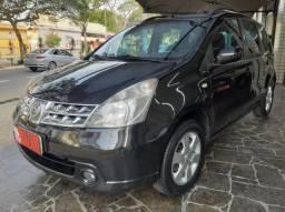 LIVINA 2012/2012 1.8 SL 16V FLEX 4P AUTOMÁTICO