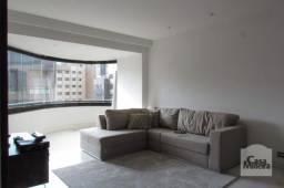 Apartamento à venda com 4 dormitórios em Belvedere, Belo horizonte cod:265782