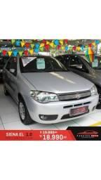 Siena EL 1.0 -2009 - Completo - Paraiba Auto